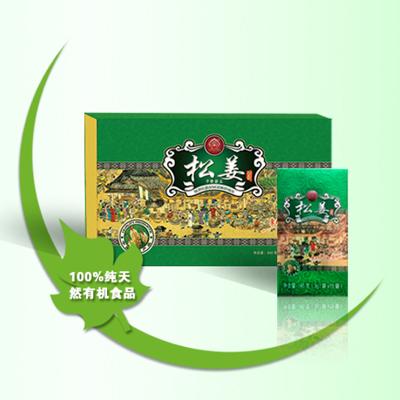 松姜饮固体饮品(礼盒)