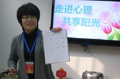 刘小民 国家二级心理咨询师